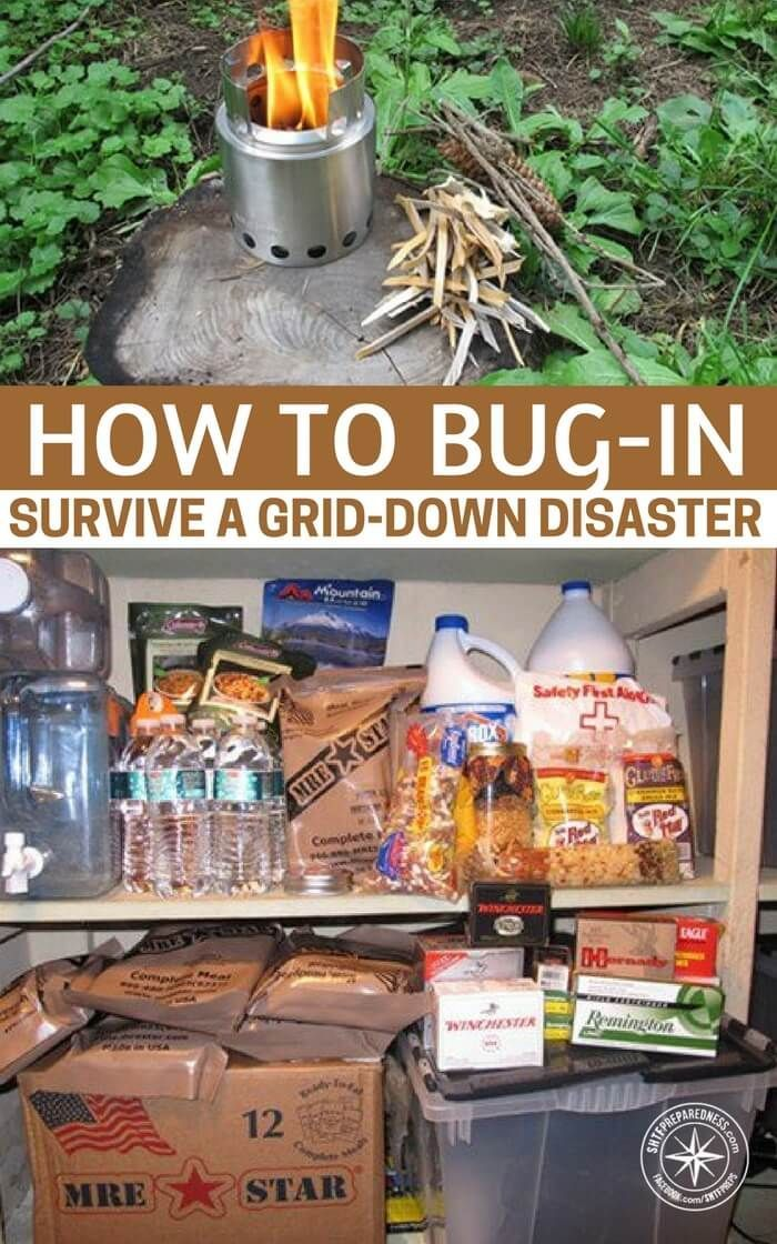 I think this is valuable information to know. Not all of us can bug out.   Posted by: SurvivalofthePrepped.com
