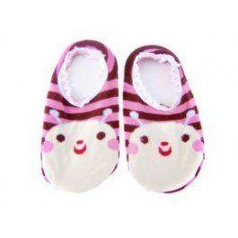 Dotty Fish Rutschfeste Socken rosa Bienen-Design - eine Größe Dotty Fish, http://www.amazon.de/dp/B00C2O79WO/ref=cm_sw_r_pi_dp_LuBdsb1NMEBWG