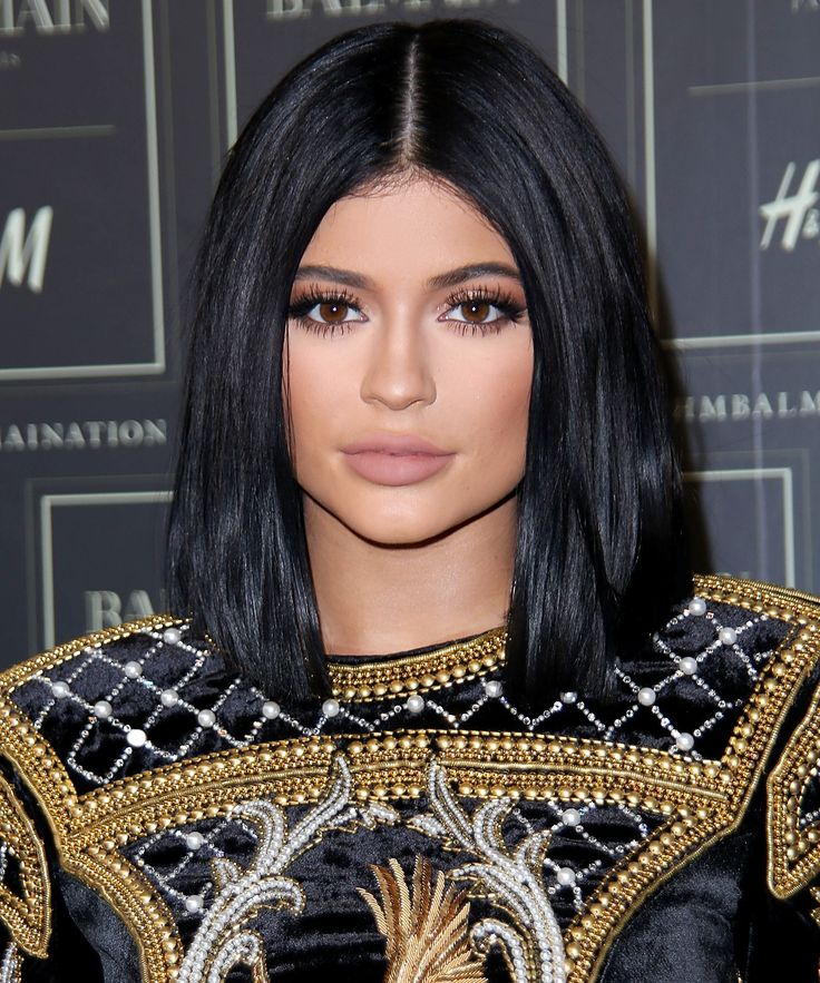 Kylie Jenner Looks Beyond Gorgeous in New No-Makeup Selfie from InStyle.com