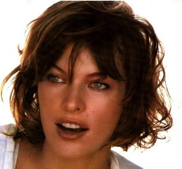 also very likely to what my hair would do. minus the bangs. it wouldn't cooperate that much.