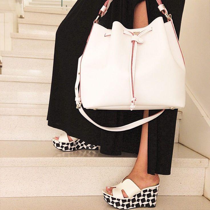 FRNC bag Vs Ioannis shoes