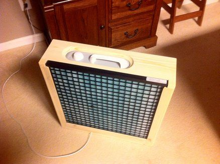 17 Best Images About Box Fan Air Purifier On Pinterest