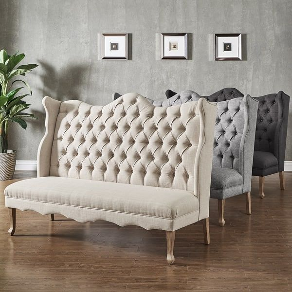 Overstock Com Online Shopping Bedding Furniture Electronics Jewelry Clothing More Upholstered Dining Bench Dining Room Bench Upholstered Bench #upholstered #bench #for #living #room