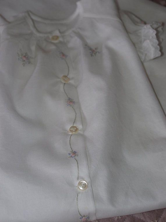 7eb53e30f895 Hand Embroidered White