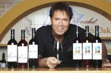 Sir Cliff Richard wine