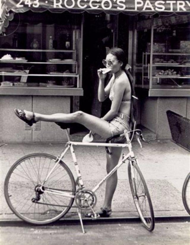 Rocco's Pastry, Lower Manhattan, c.1980