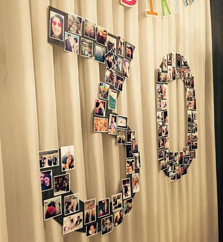 Doğum günlerinin yeni trendi! Yaş aldığını görmek hiç bu kadar keyifli olmamıştı. :) #love #suprise #sürpriz #decoration #dekorasyon #süsleme #süs #home #ev #hediye #gift #sevgili #sevgiliyehediye #fotoğraf #birthday #doğumünü #polaroid #card