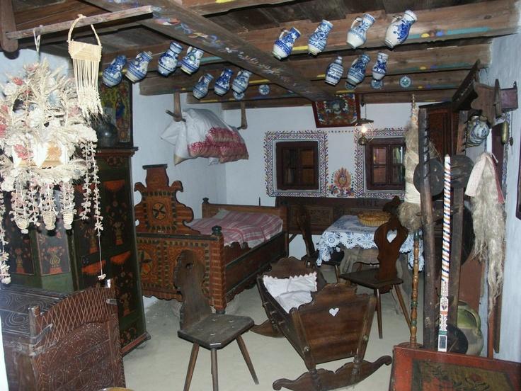 Slovak traditional room