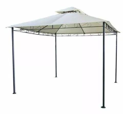 tenda gazebo estrutura metal ferro quintal jardim promoção!
