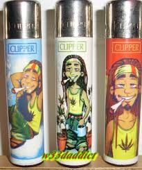 #w33daddict #Clippers #Lighters