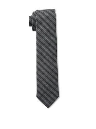 53% OFF Gitman Men's Stripe Tie, Grey