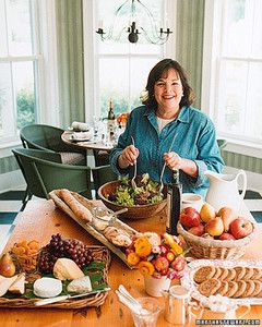 entertaining is fun soups for lunch with ina garten - Barefoot Contessa Friends