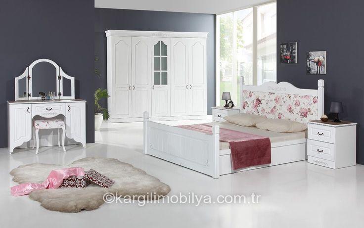 Craft yatak odası Takımı, 2015 trend yatak odası modellerinden >> http://www.kargilimobilya.com.tr/Craft-Yatak-Odasi-Takimi,PR-8897.html