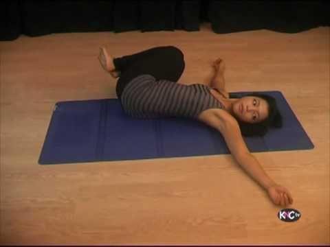 posture de yoga pour le mal de dos