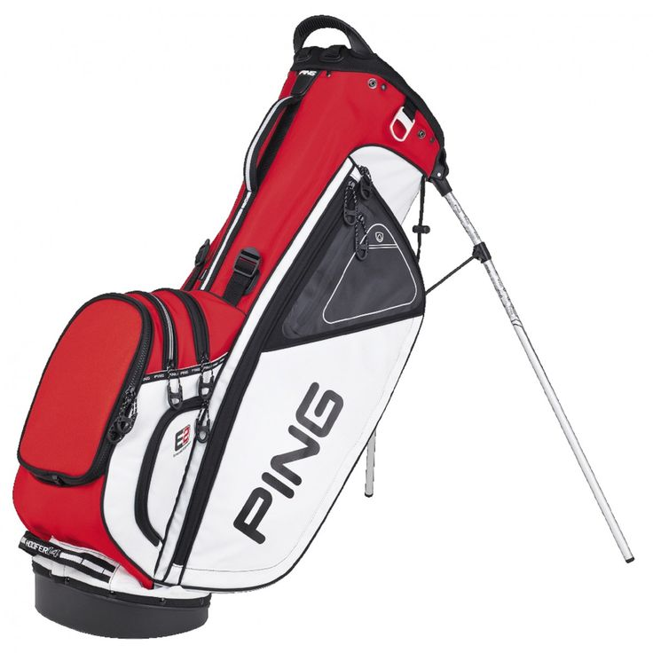 Ping 2015 Hoofer 14-Way Stand Bag from Golf & Ski Warehouse