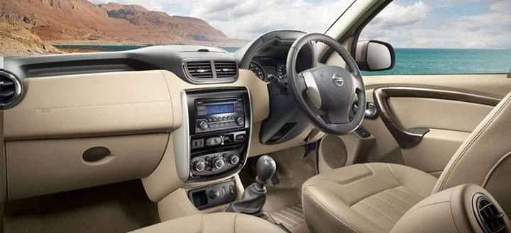 Nissan Terrano! Get inside - Feel the Presence. #PowerfulPresence #Terrano #SUVoftheYear