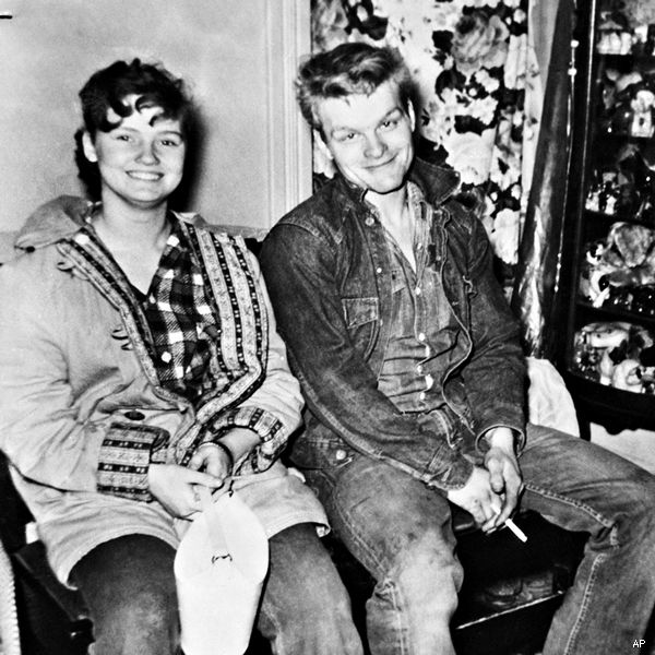 """Natural Born Killers"" Caril Fugate Says Charles Starkweather Kidnapped Her. Always been curious whether she was a victim or a participant."
