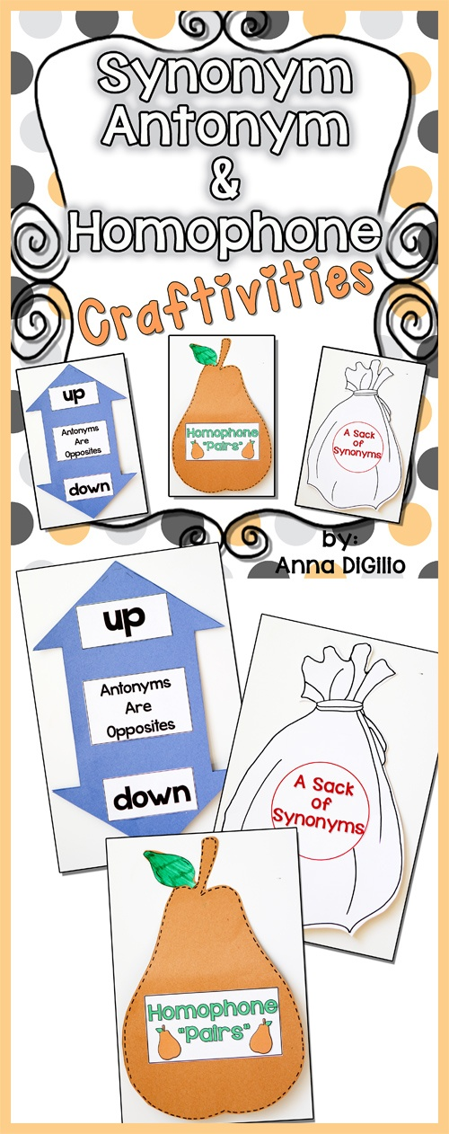 Worksheets Word Wise  With Synonym ,antonym,homophone 222 best images about language arts synonyms antonyms homonyms synonym antonym homophone and activities crafts worksheets be gone are you tired of giving your