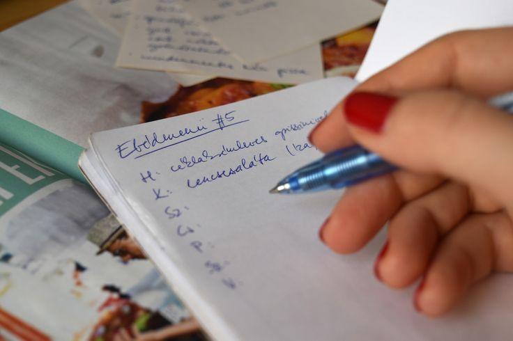 IR-barát és mindenmentes ebéd: a jövő heti lista | 44. hét