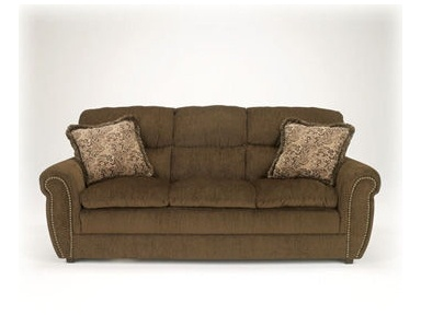 Shop for Signature Design Sofa, 1730038, and other Living Room Sofas at Simply Discount Furniture in Saugus, CA. With the comfort of the plush rolled arm and supportive pillow top seating cushions, the Cokato-Chocolate upholstery collection beautifully captures a relaxed traditional style with a contemporary look that fits comfortably within the decor of any living area.