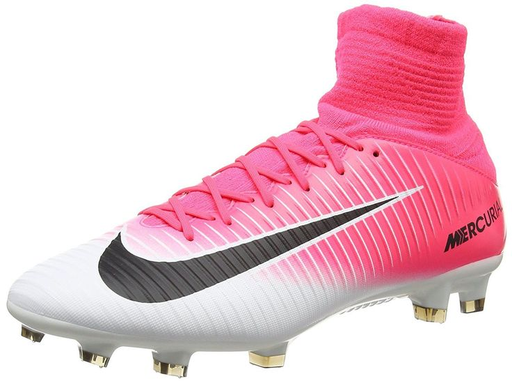 NIKE MENS MERCURIAL SUPERFLY V DF FG AUTHENTIC SOCCER CLEATS #831940-601 (RETAIL