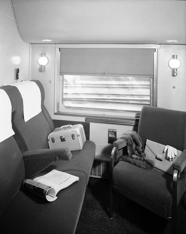 173 best union pacific passenger car interior arrangements images on pinterest train trains. Black Bedroom Furniture Sets. Home Design Ideas