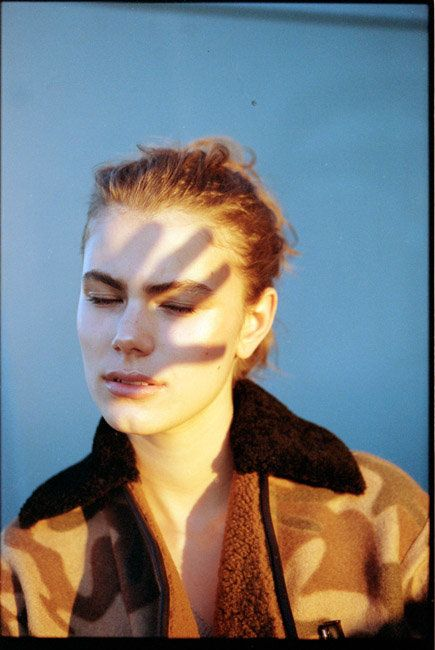 Oyster Beauty: 'Some Velvet Morning' Shot By Max Doyle | Fashion Magazine | News. Fashion. Beauty. Music. | oystermag.com