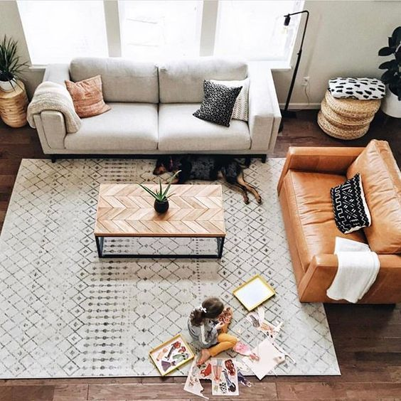Ten Quick And Easy Kid Friendly Style Tips. Living Room InteriorCozy ...