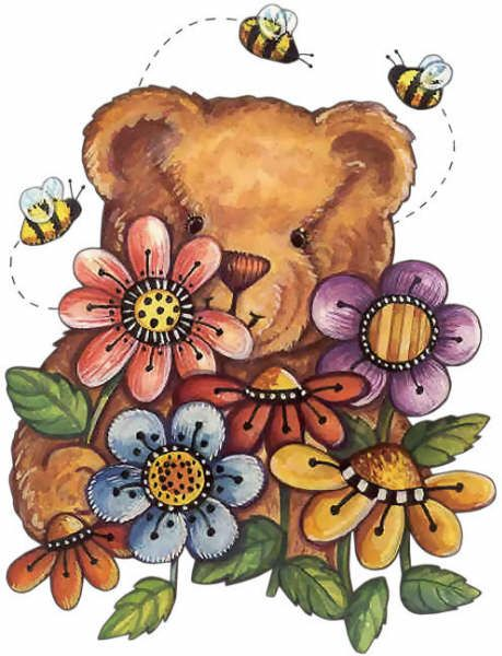276 Best Teddy Bear Tags And Printables Images On Pinterest