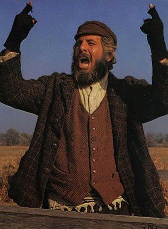 Fiddler on the Roof....another childhood staple. Love, love, love this musical...