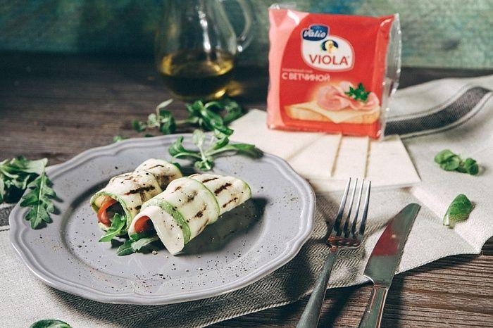 Овощные рулетики с плавленым сыром - пошаговый рецепт приготовления с фото