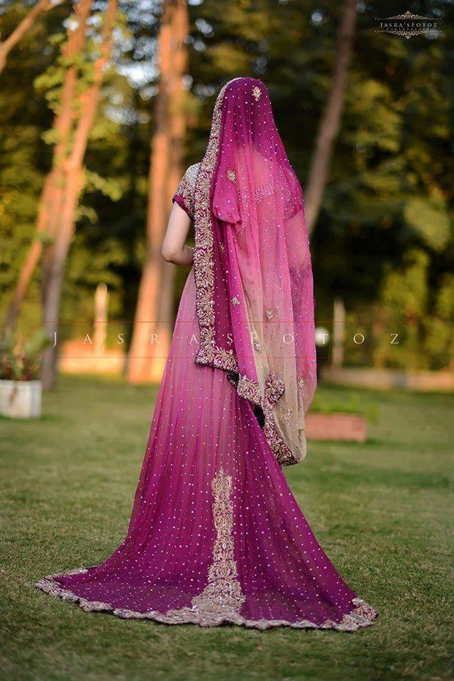 17 best images about new bridal dresses on pinterest for Asian bridal wedding dresses