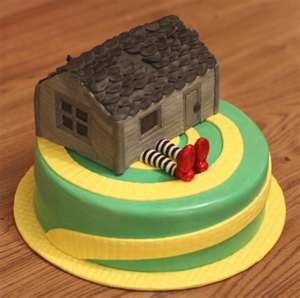 17 Best images about Wizard of Oz Cake Ideas on Pinterest ...
