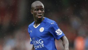 Arsenal boss Wenger waxes lyrical over Leicesters NGolo Kanté on French TV (Video)