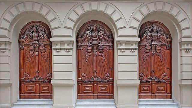 The Three Doors of Destiny    Rio - Brazil