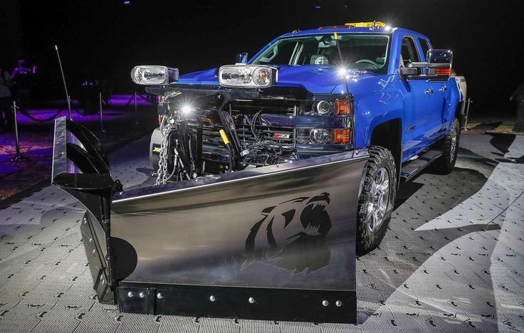 Chevy reveals Alaskan Edition and High Desert Silverado concepts at 2016 SEMA [Live Photos]