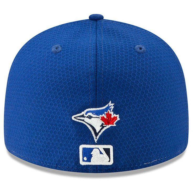 Men's New Era White/Blue Toronto Blue Jays 2019 Batting
