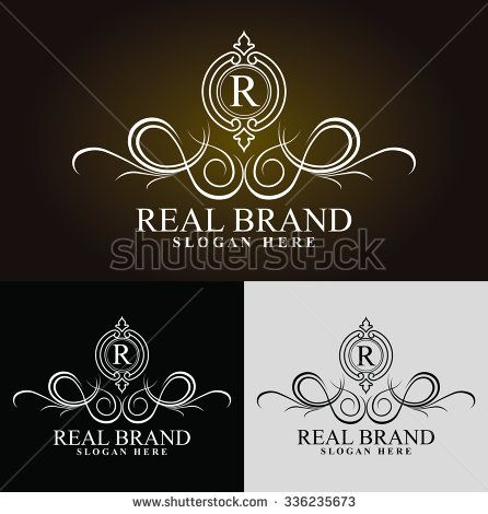 Hotel Luxury Logo Stock Photos, Images, & Pictures   Shutterstock