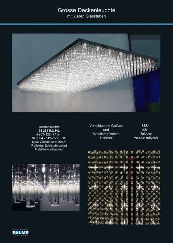 CHRISTOPH PALME Leuchtenmanufaktur - Kristall-Leuchten Wohnraum, Kristall-Leuchten Objekt, Moderne Leuchten Wohnraum, Moderne Leuchten Objekt