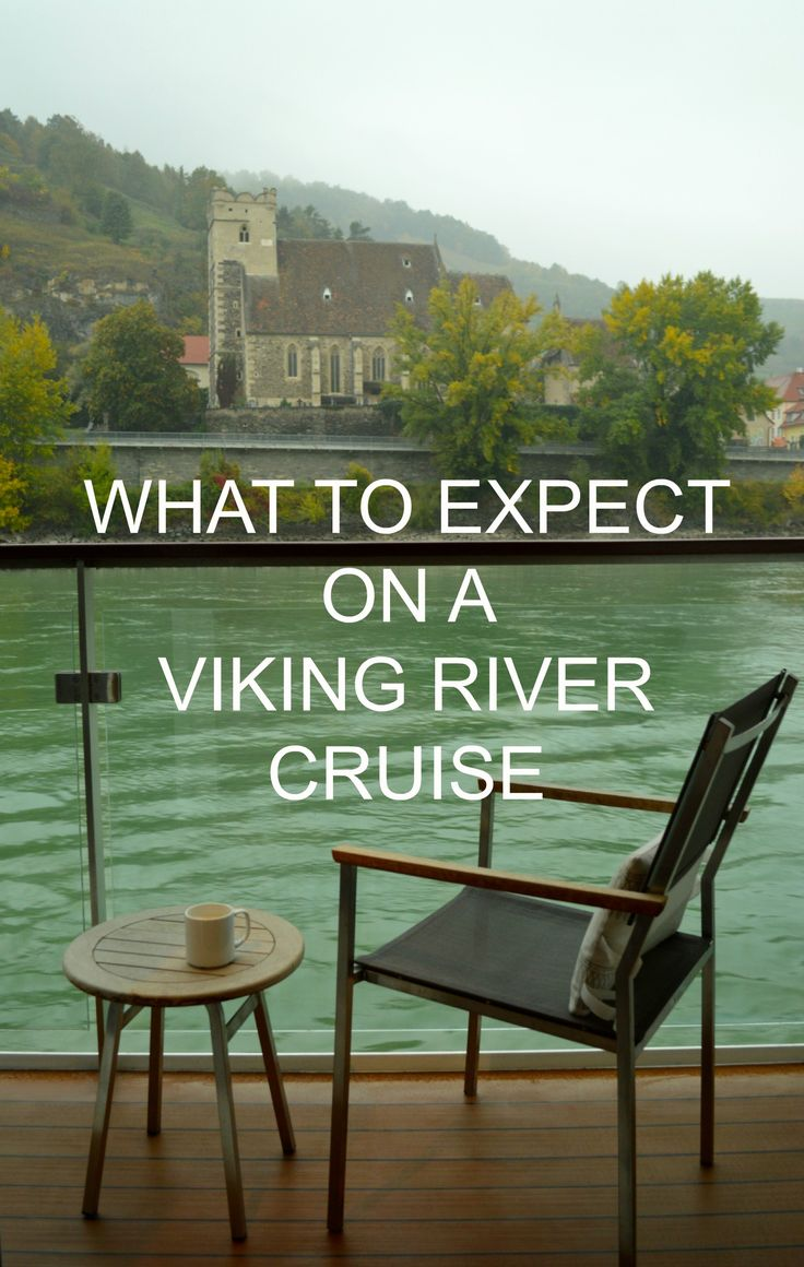 What to expect on a Viking River Cruise