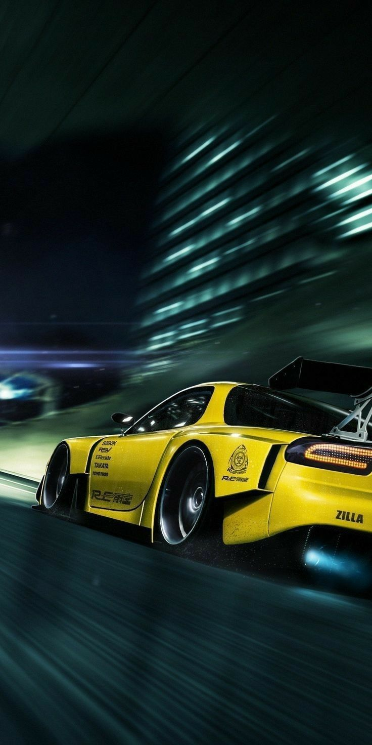 Pin By Automobile Rx On Automobile Rx Car Wallpapers Race Cars Mazda Rx7