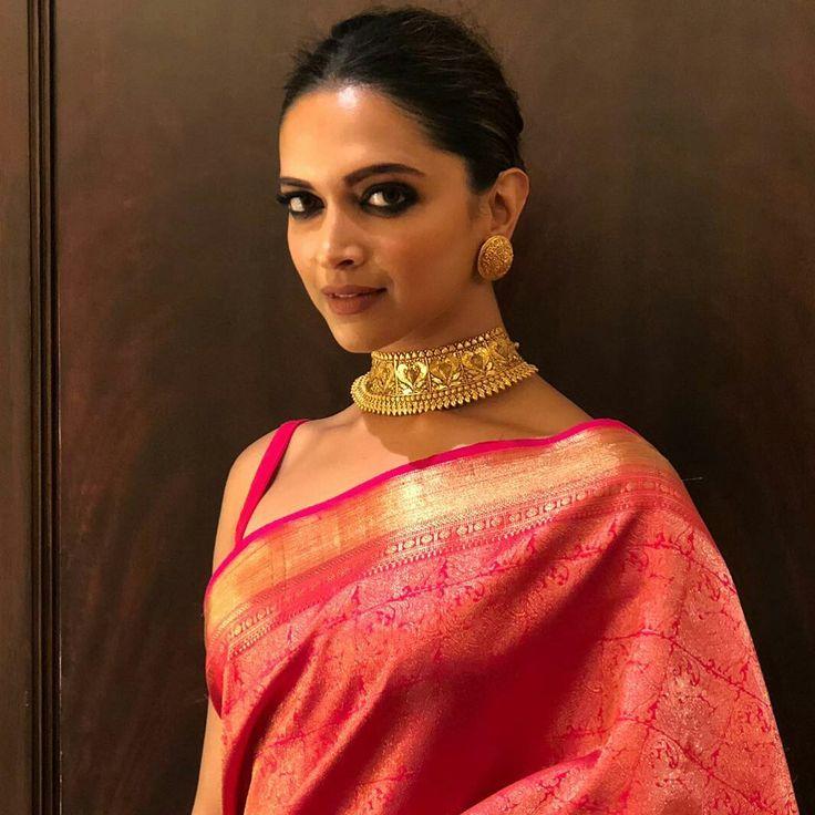 Pin by zeesh on Deepika Padukone | Bollywood jewelry ...