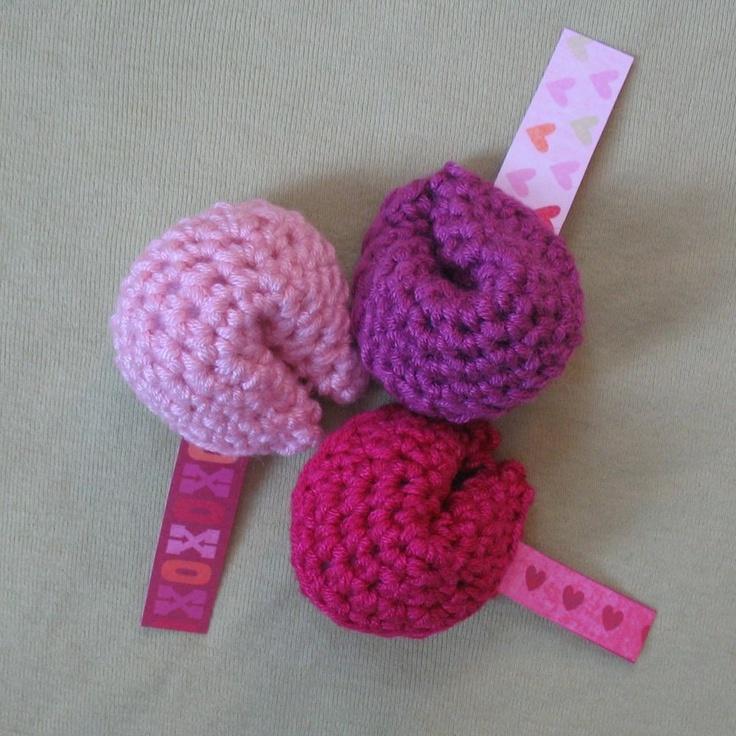 Amigurumi Fortune Cookie Pattern : Best images about crochet ice cream cookies foods