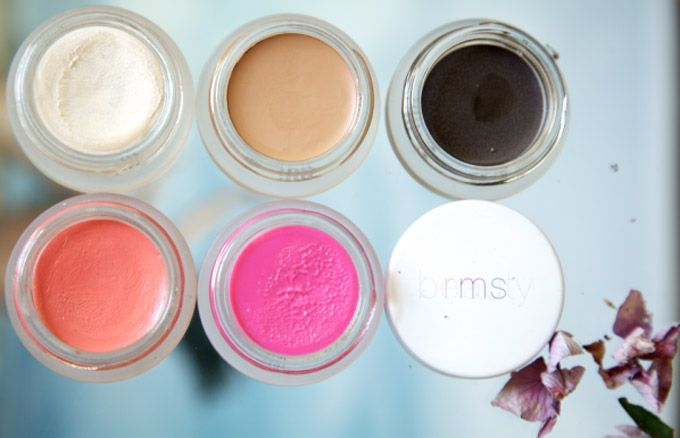 RMS BEAUTY   Like skincare with colour, their lightweight, chemical-free products have been created keeping the raw-food principle in mind and are runway favourites as well