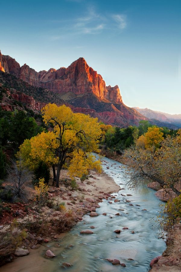 The Watchman (Zion, Utah) by Andrew Soundarajan / 500px