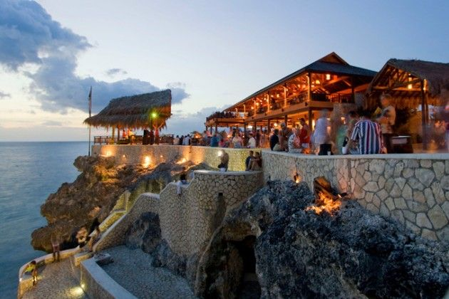 I'd love to watch the sunset at ricks cafe in Negril again :)