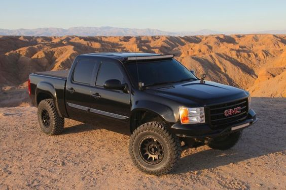 A 2013 GMC Sierra 1500 Pre-Runner That's At Home In Any Environment