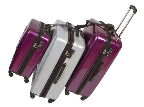 31 best 1975 - 1999: Rolling Luggage images on Pinterest ...