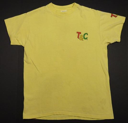 80 39 S Rasta Boys T C Town Country Surf T Shirt T C