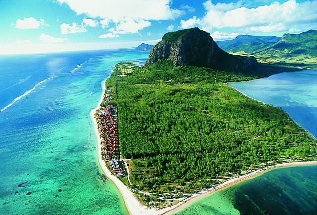 Mauritius Island...ridiculously beautiful and remote